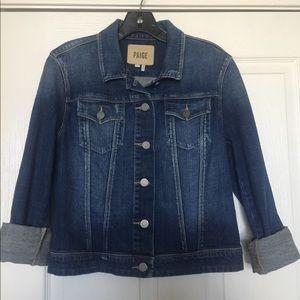 Paige Denim Jacket